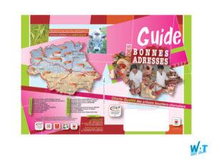 Graphiste à Toulouse en création de brochures et de guides