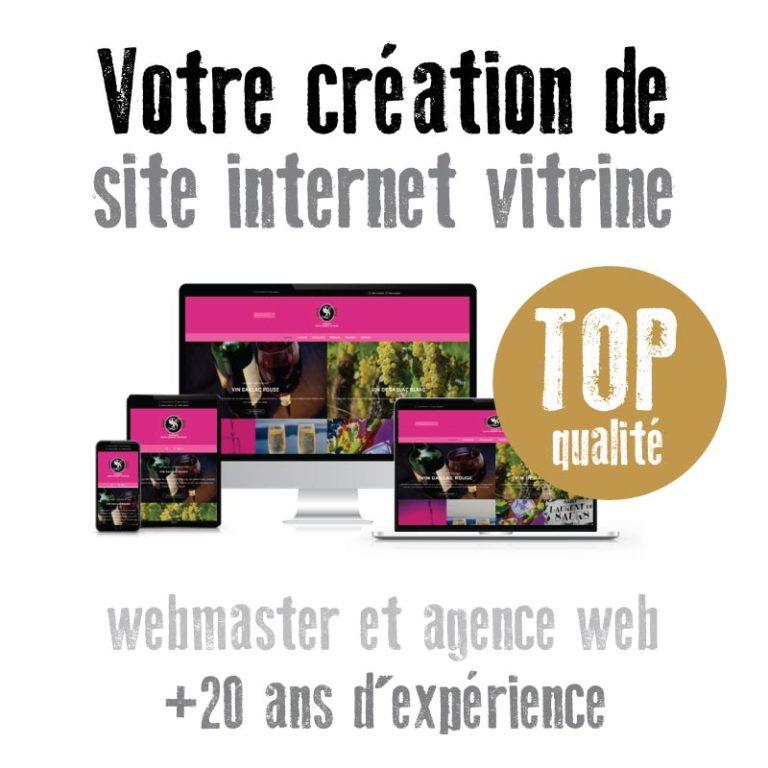 Création de site internet par un webmaster de Toulouse
