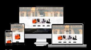 La création de boutique en ligne de prêt à porter