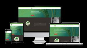 Création de site internet pour entreprise d'espaces verts