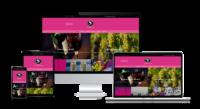 Création de site internet pour vignoble et vin
