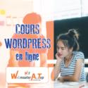 Cours wordpress pour la création de site internet