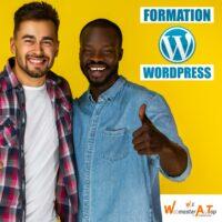 Formation Wordpress en ligne avec webmasterautop