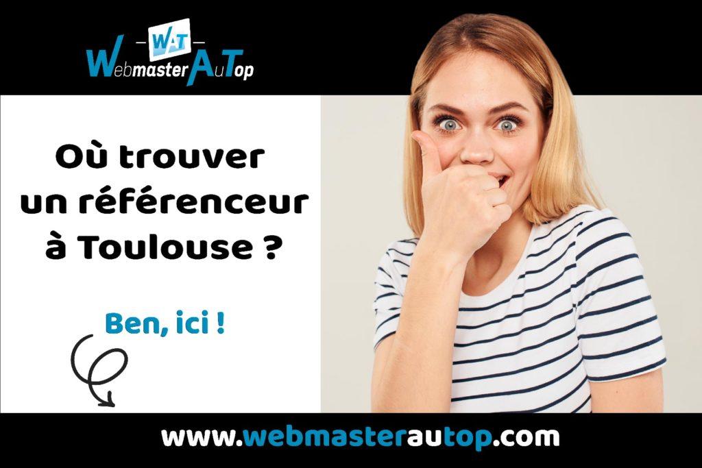 Ou trouver un referenceur à Toulouse chez webmasterautop
