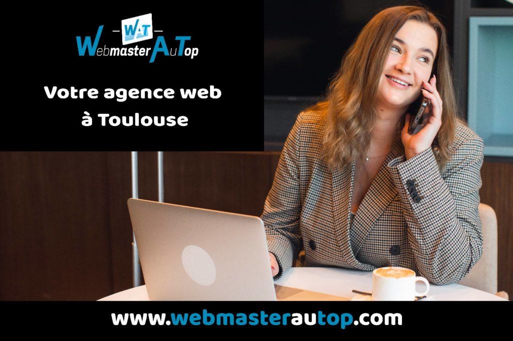 agence web à Toulouse et Colomier en Haute Garonne