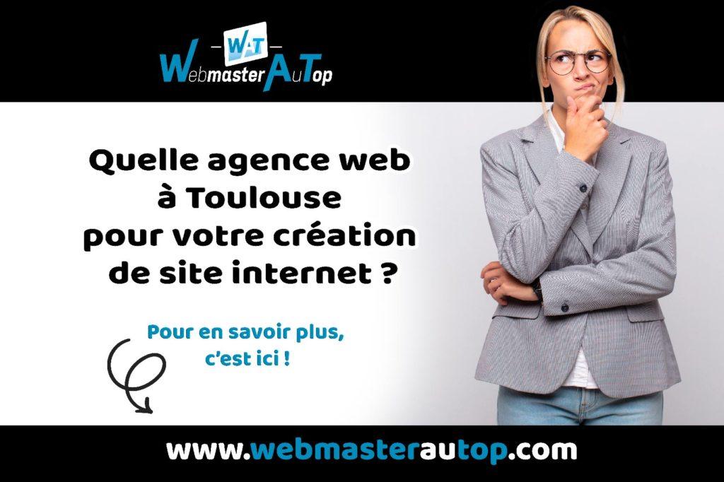 Agence web Toulouse webmasterautop en Haute Garonne