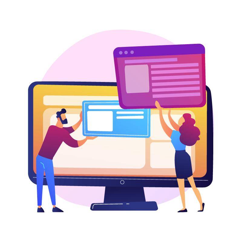 Les étapes à la création de site internet