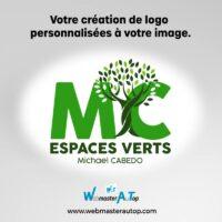 Votre création de logo simple et rapide par webmasterautop