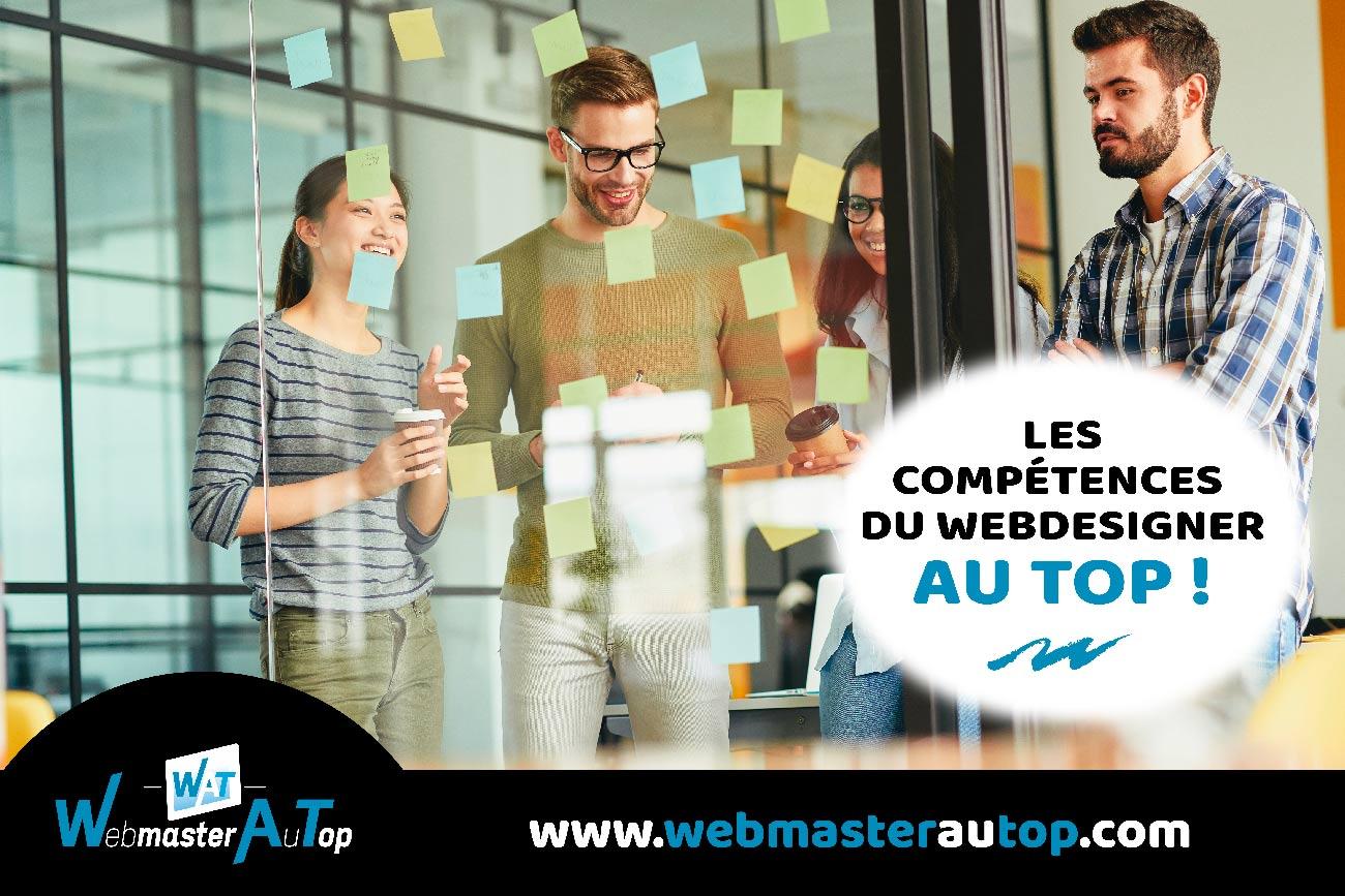 Les compétences du webdesigner freelance à Bordeaux et Toulouse