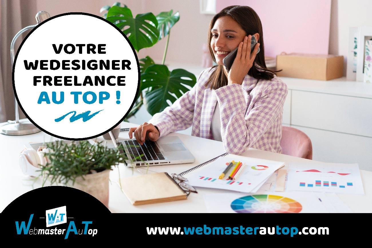 Webdesigner freelance à Toulouse et Bordeaux